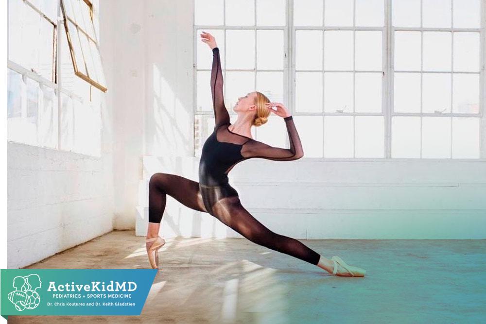 Dealing with Heel Pain in Dancers