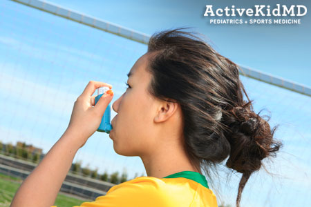Exercise Asthma or Bronchospasm Info